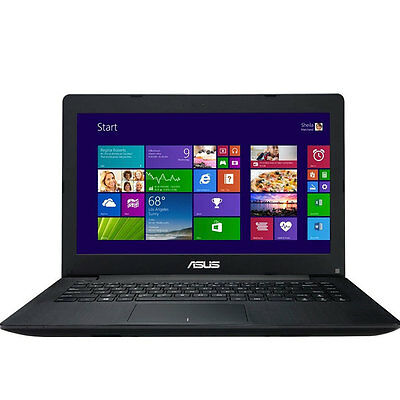 "ASUS X453MA 14"" Cheap Laptop Intel Dual Core N2840 2.58GHz Turbo CPU, 500GB HDD"