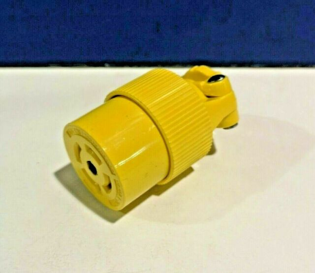 Pass /& Seymour L21-20C 20amp 120//208V Connector
