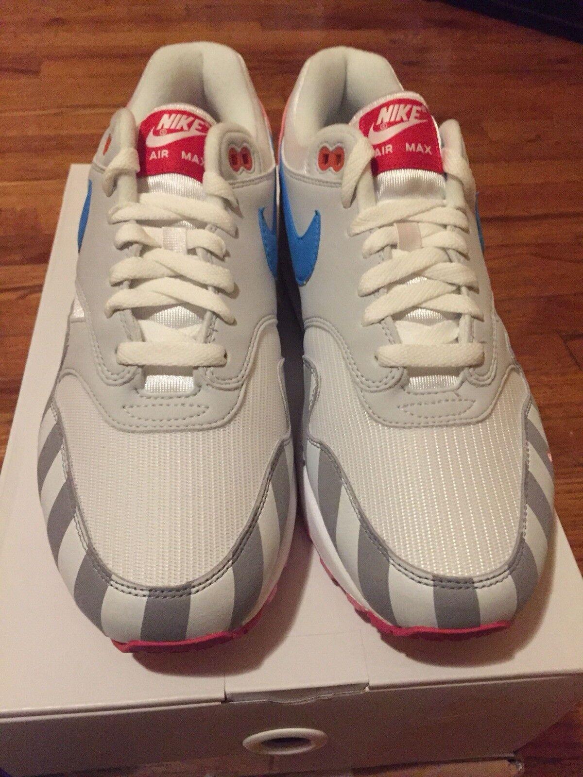 Nike Air Max 1 Parra Size 9
