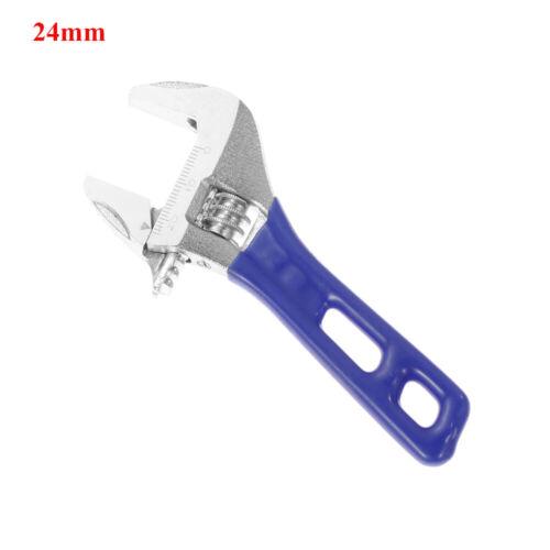 Home Hand Werkzeuge Nut Key Pipe Wrench Einstellbarer Spanner Große Öffnung
