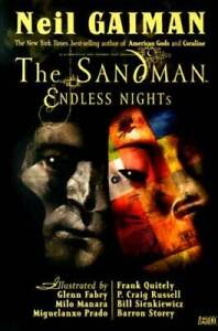 Sandman, The: Endless Nights (Sandman (Graphic Novels)) - Hardcover - GOOD