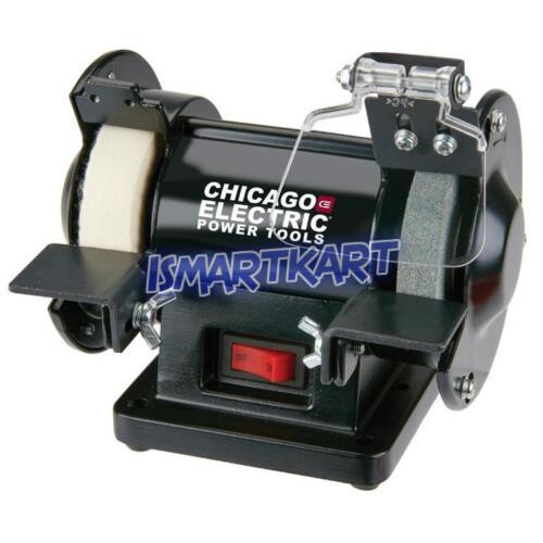 environ 7.62 cm Mini Outil Meuleuse avec roue de polissage 3 in