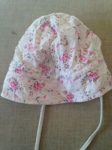 Raster Baby girl s Summer Cottonhat size 4648 - <span itemprop=availableAtOrFrom>Nottingham, United Kingdom</span> - Raster Baby girl s Summer Cottonhat size 4648 - Nottingham, United Kingdom