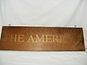 VINTAGE-WOODEN-WINE-COUNTRY-REGION-THE-AMERICAS-SIGN-DISPLAY-BAR-RESTAURANT