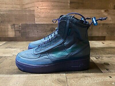 air force 1 shell blu