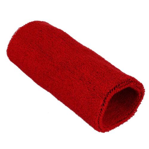 Sport Yoga Running Basketball Cotton Wristband Wrist Band Sweat Band Sweatband L