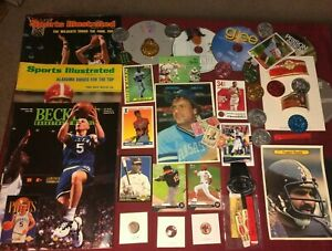 Huge Junk Drawer Lot Collectibles, Mixed Trading Cards, Misc #12/4/2P