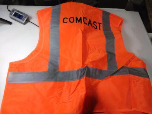 Reflectors Comcast Orange 2XL-3XL in size C-2 L-2 Orangesafetyvest