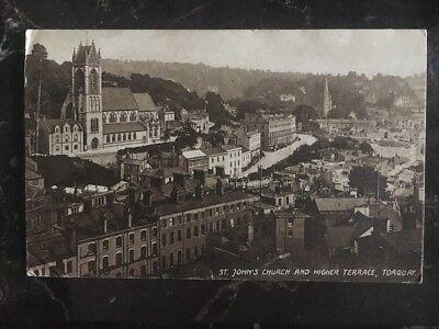 1926 Plymouth England Picture Postkarte Zu Vancouver St Johns Church In Den Spezifikationen VervollstäNdigen Briefmarken