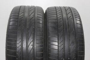 2x-Bridgestone-Potenza-RE-050A-225-40-R18-88W-RFT-6-5mm-nr-8690