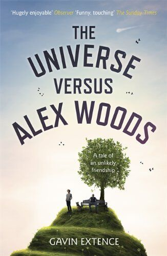 1 of 1 - The Universe versus Alex Woods by Extence, Gavin 1444765892 The Cheap Fast Free