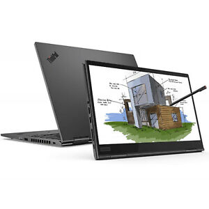 PC-Notebook-Tragbar-Aufbereitet-Lenovo-X1-Yoga-Touch-i7-6600U-16GB-SSD-256