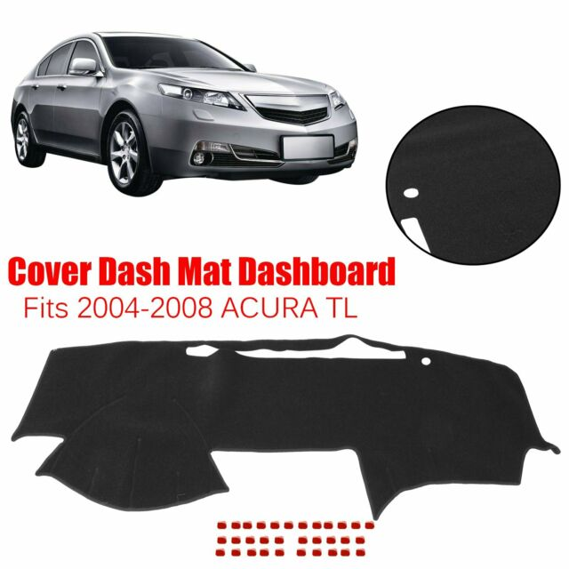 FITS 2004-2008 ACURA TL CAR DASH COVER MAT DASHBOARD PAD