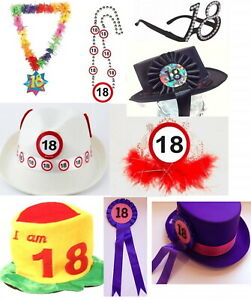 Fun Things For 18th Birthday 18th Birthday Stuff 18th Birthday Accessories Ebay