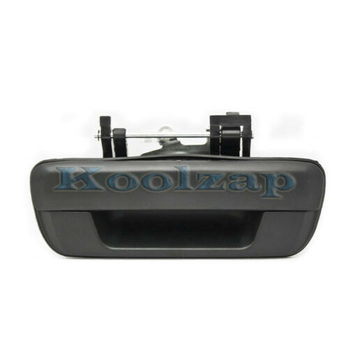 04-12 Colorado Canyon Black Textured Tailgate Liftgate Door Handle W//O Keyhole