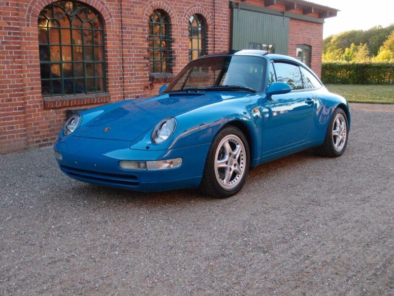 Porsche 911 Targa aut. - 2