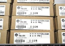 Allen Bradley Micrologix 1762 Of4 Analog Output Factory Sealed 1762 0f4