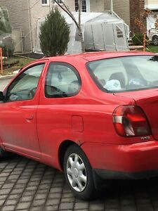 Toyota echo only 119oookm!!!! No tax!!!
