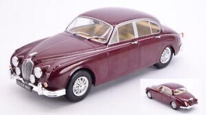 Model Car Scale 1:24 Jaguar Mk II diecast vehicles road mk2 vintage New