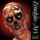 Zombie Art Wall Calendar 2017 Flame Tree 9781783617739