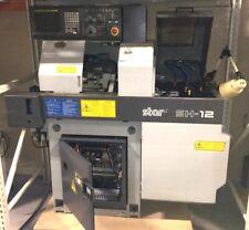 Star Sh 12 Swiss Type Auto Lathe Cnc Screw Machine Center Withfanuc Series 21 T 1