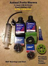 Eaton Supercharger Coupler Rebuild Repair Bearing Kit Oil Filled Nylon Coupler