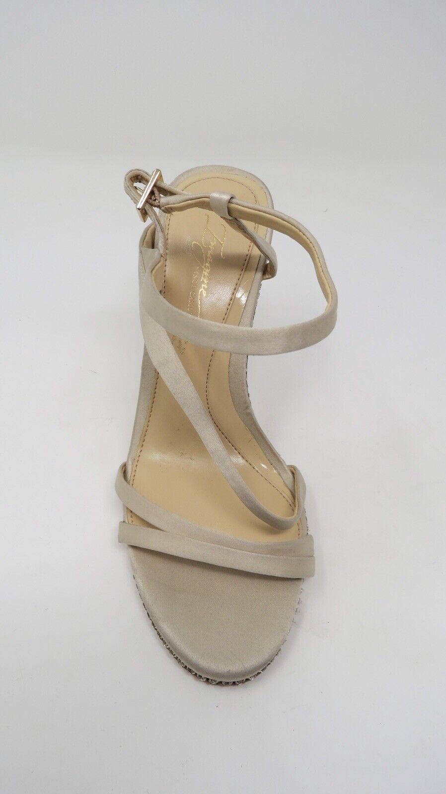 Imagine Vince Camuto. Nude color  Ankle Wrap Women Sandals shoes Size 36