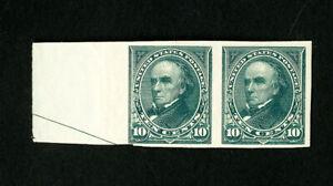 US-Stamps-258-F-VF-OG-NH-Slight-Gum-Crease-Catalog-Value-500-00