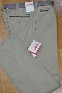 Modèle 43 5133 Taille Beige 54 Pantalons Meyer Hommes 1 Pour Chicago Stretch w11Tqt