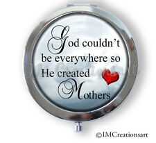 God couldn/'t be everywhere so he created NANS Fridge Magnet Ideal Christmas Gift