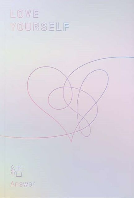 BTS - Love Yourself Answer Bangtan Boys Album S Version Sealed-New US Ship