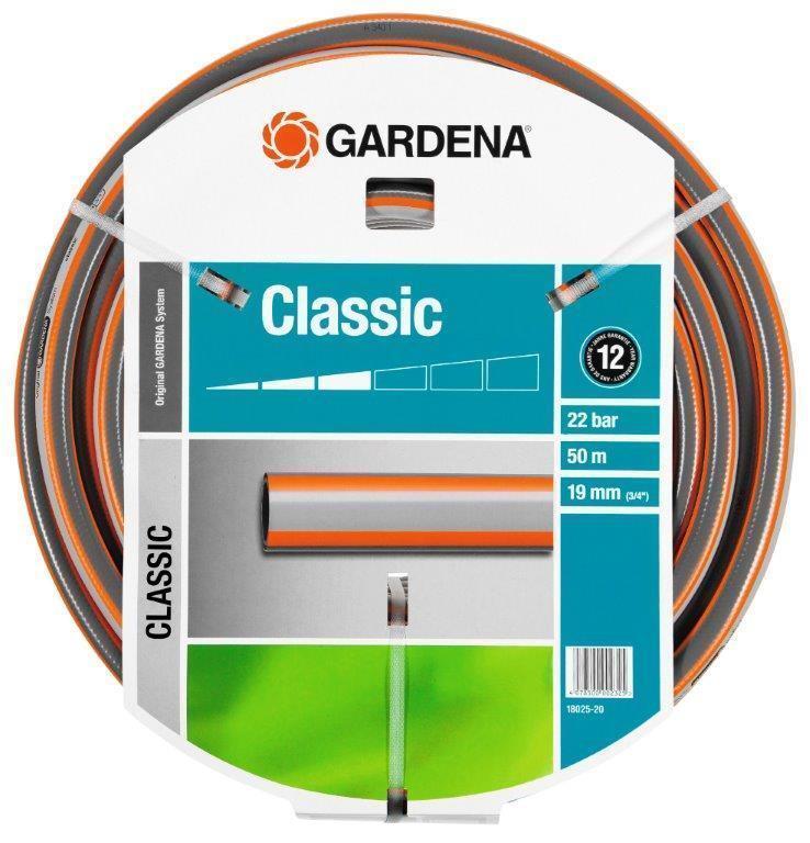 Gardena Schlauch Classic - 19 mm (3 4 ), 50 m
