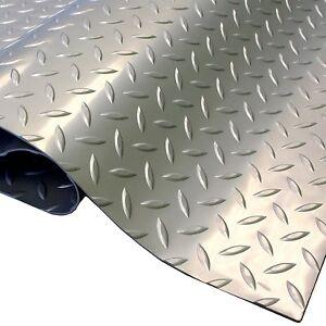 Flooringinc Diamond Amp Coin 7 5x17 Garage Flooring Mat Car