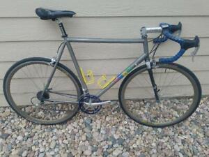 Dean Titanium Road Bike Full Campagnolo Record Nr Ebay