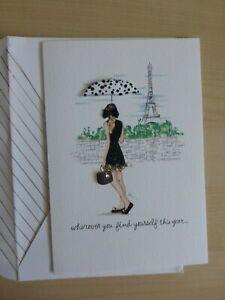 Hallmark Signature Greeting Card Happy Birthday adorable any female