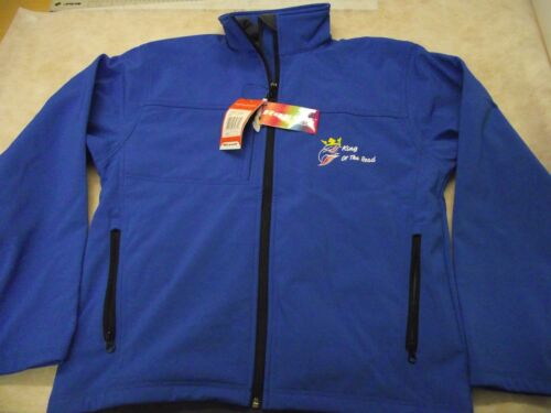 MENS SCANIA RESULT SOFTSHELL JACKET /& EMBROIDERED LOGOS