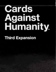 Cards-Against-Humanity-Third-3rd-Expansion-Card-Board-Games-Adult-Game