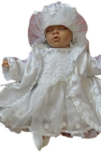 Taufbekleidung Taufmoden Taufkleid  4tlg.Tauf Set  Nr.36
