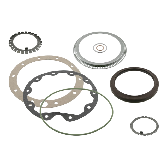 Planetary Transmission Combi-Gasket Set Fits Mercedes Benz Actros Ate Febi 18613