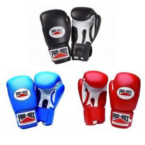 Boxen Pro Box Super Spar Boxhandschuhe Sparring 10 12oz 14oz 16oz Muay Thai Kickboxen Weitere Sportarten