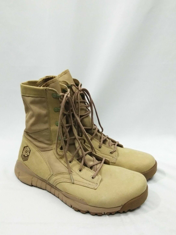 NWOB Sz Nike SFB Special Field Boot Khaki/Desert 329798-221 Sz NWOB 15 a71a3e