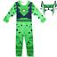 UK Kids Boys Girls Halloween Party Cosplay Costume Jumpsuit Playsuit Fancy Dress