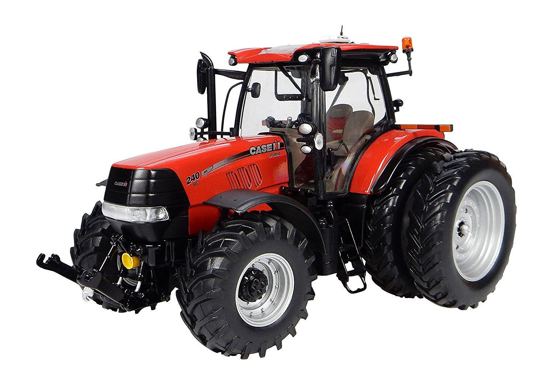 UH4961 - Tracteur CASE IH Puma CVX 240 version américaine équipé du jumelage arr