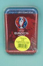 Panini Adrenalyn XL Road to Uefa Euro 2016 Mini Tin Box + Pirlo Limited Edition