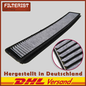 Filteristen-Innenraumfilter-Mikro-Pollenfilter-Aktivkohle-BMW-3er-E46-X3-E83