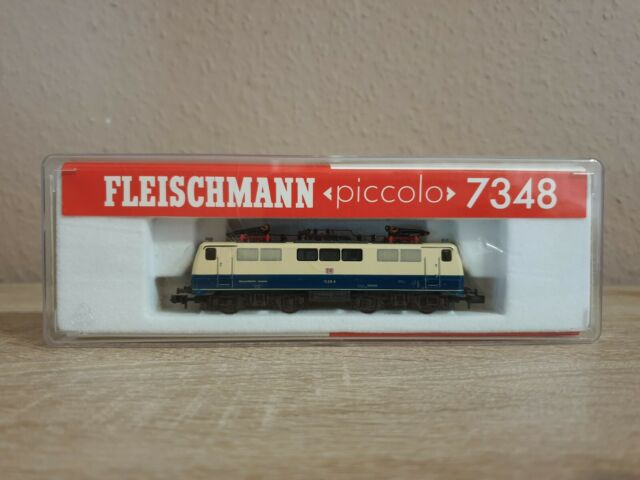 Fleischmann N 7348 E-Lok BR 111 205-1 DB Neu-OVP