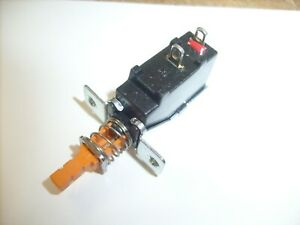 HEAVY DUTY MARANTZ POWER PUSH SWITCH - STEREO RECEIVER REPLACEMENT 16AMP !!