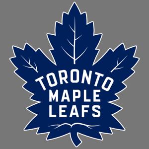Toronto Maple Leafs Nhl Hockey Vinyl Sticker Car Truck Window Decal Laptop Ebay
