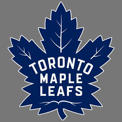 Toronto Maple Leafs Nhl Hockey Vinyl Sticker Car Truck Window Decal Laptop Yeti Ebay