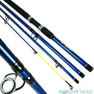 Travel sea pier fishing compact rod 9ft x treme by ngt for Compact fishing rod